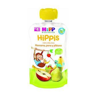 Drinkable Pear, Banana and Kiwi 100 g