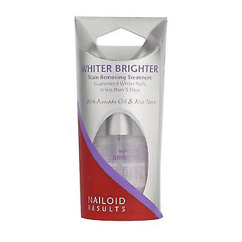 Nailoid Nail Stain Remove Treatment 12ml Whiter Brighter