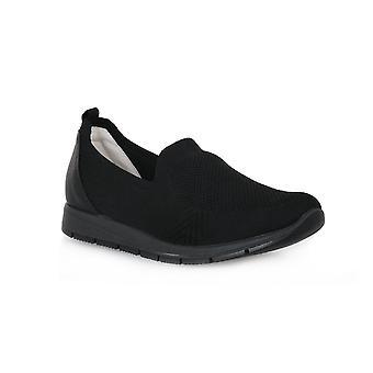 Enval soft edith black shoes