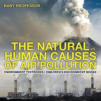 The Natural vs. Human Causes of Air Pollution - Environment Textbooks
