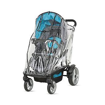 Chipolino Universal Rain Protection Stroller, Buggy para todos los asientos individuales