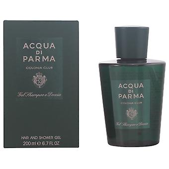Acqua di Parma Colonia Club hiukset ja suihku geelin 200 ml