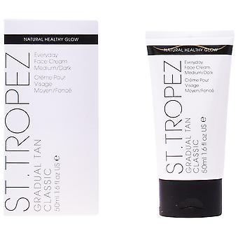 St.tropez Gradual Tan Classic Face Cream Medium / Dark 50 ml