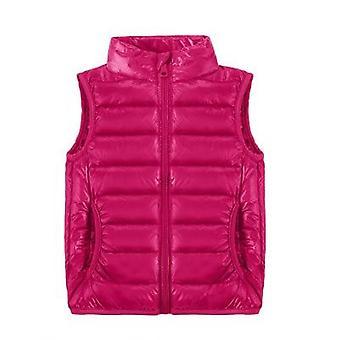 Duck Down Vest Coat