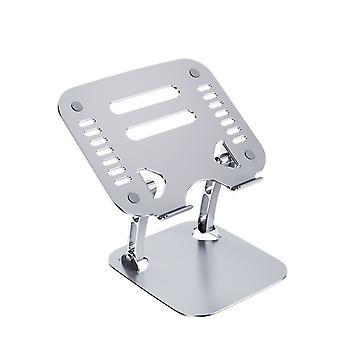 Aluminum alloy laptop stand, desktop office lazy base