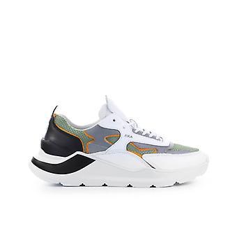D.a.t.e Fuga Flash Army Sneaker