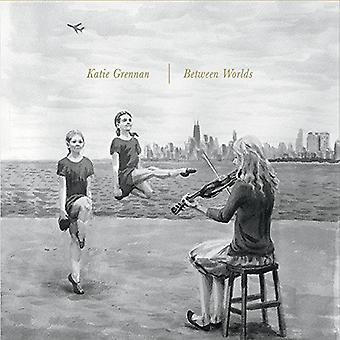 Katie Grennan - Between Worlds [CD] USA import