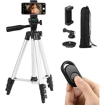 "Coching Handy Stativ, 106cm (42"" Inch) Kamera stativ, iPhone Stativ, Leichtes Aluminium Smartphone"