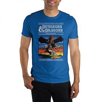 Dungeons & Dragons Expert Rulebook T-Shirt