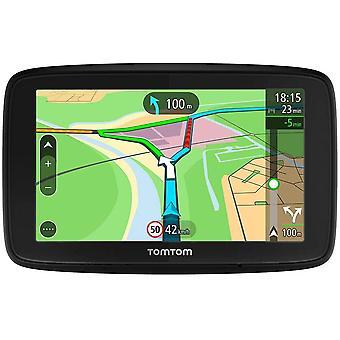 HanFei Navigationsgert Via 53 (5 Zoll, Stauvermeidung dank HanFei Traffic, Karten-Updates Europa,