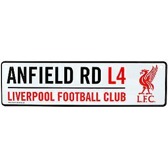 リバプールFC公式3Dウィンドウハンギングサイン