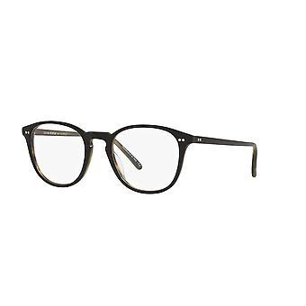 Oliver Peoples Forman-R OV5414U 1453 Semi Matte Black-Olive Tortoise Glasses