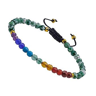 KYEYGWO - Crystal pearl bracelet for men and women, adjustable, with woven stone, lucky charm, amulet for the Ref. 0715444105074
