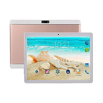 Y13 Rose Gold Flat 10.1-inch Quad-core Ips Touch Screen 1280*800