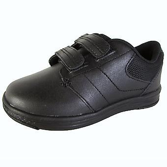 Crocs Kids Uniform Lederen Riem Schoenen