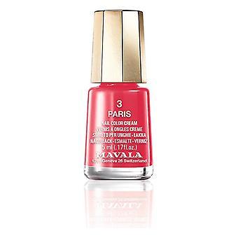 Nail polish Nail Color Mavala 03-paris (5 ml)