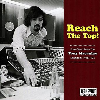 Divers - Atteignez le sommet! (Rare Gems From The Tony Macaulay Songbook 1965-1974) CD