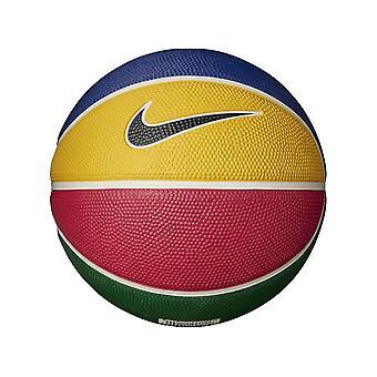Nike Koszykówka Mini Piłka Rozmiar 3 Uni Czerwony
