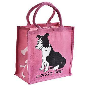 Doggy حقيبة 'إعادة للاستخدام جوت حقيبة التسوق