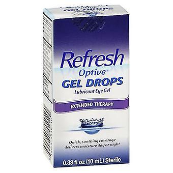 Odśwież odświeżyć Optive Gel Drops Smar, 10 ml