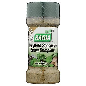 Badia Seasoning Complete, Case of 12 X 9 Oz