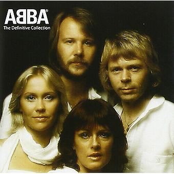 ABBA The Definitive Collection CD 2 discs (2008)
