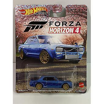 Forza Horizon 4 Nissan Skyline H / T 2000 GT-X Hot Hjul Ekte Ryttere GRL69