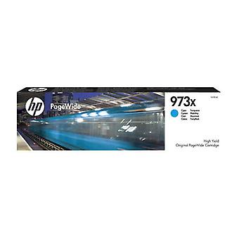 Compatible Ink Cartridge HP 973X PAGEWIDE Cyan