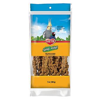 Kaytee Natural Spray Millet pour oiseaux - 7 oz