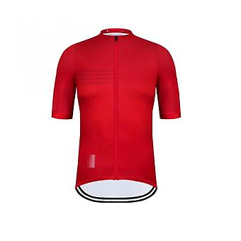 New Men Summer Short Sleeve Fashion Personality Cycling Jersey Mtb Bike Shirt Outdoor Sport Clothes Wear Type