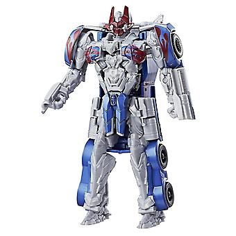 Video game consoles : the last knight -- knight armor turbo changer optimus prime