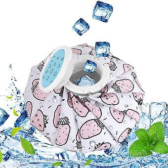 كيس الثلج القابل للملء، زجاجة الماء الساخن