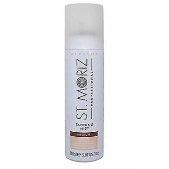 St. Moriz St Moriz Tanning Mist 150ml Medium