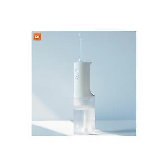 Xiaomi Mijia Électrique Oral Irrigator Eau Flosser 200ml Capacité Ipx7 Imperméable à l'eau Cure-dent Soins dentaires