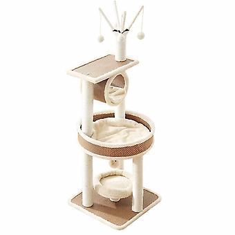 Brinquedo de quadro de escalada de gato sisal