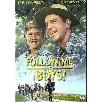 Follow Me Boys [DVD] USA import