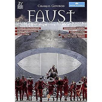 Gounod: Faust [DVD] USA import