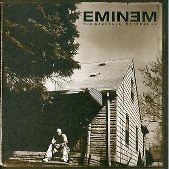 Eminem - Marshall Mathers LP [CD] USA import