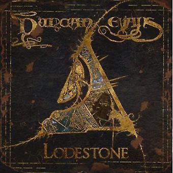 Duncan Evans - Lodestone [CD] USA import