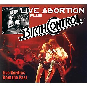 Birth Control - Live Abortion Plus [CD] USA import