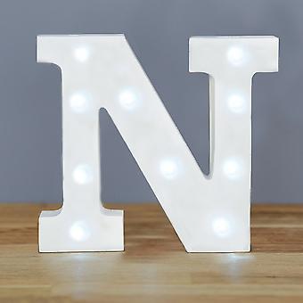 LED Buchstaben - Yesbox Lights Buchstabe N
