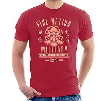Fire Is Fierce The Legend Of Korra Men's T-Shirt