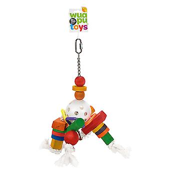 Wuapu Toy Parrot SY2211 (Vogels , Speelgoed)