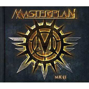 Masterplan - Mk 2 [CD] USA tuonti