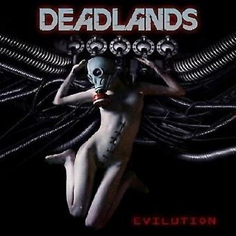 Deadlands - Evilution [CD] USA importare