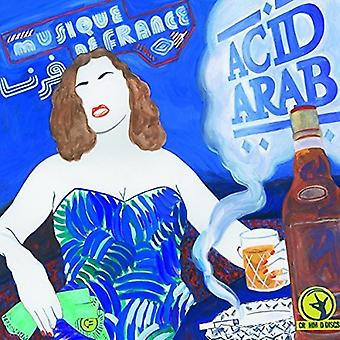 Acid Arab - Musique De France [CD] USA import