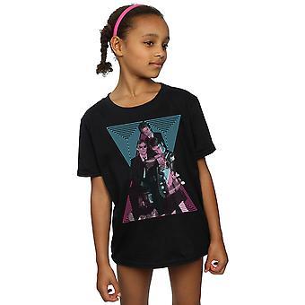 Paul Weller Girls Sights Photo T-Shirt
