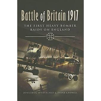 Battle of Britain 1917 door Jonathan Sutherland & Diane Canwell