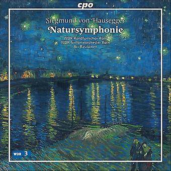 Siegmund Von Hausegger - Siegmund Von Hausegger: Natursymphonie [CD] USA import