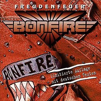 Bonfire - Freudenfeuer [CD] USA importeren